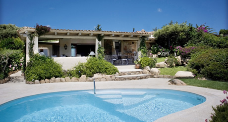 EXCLUSIVE VILLA RENTALS IN SARDINIA